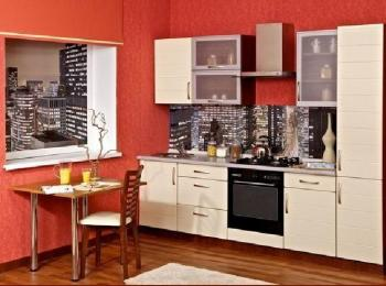 Кухонные шкафы 020 Азалия Ницца