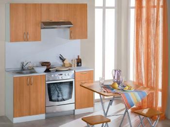 Кухонные шкафы 018 Лиана