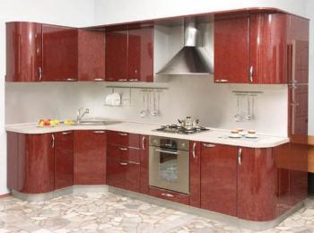 Кухонный шкаф 001