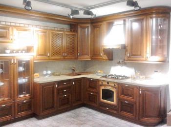 Кухонные шкафы 002 Бергонцо 2