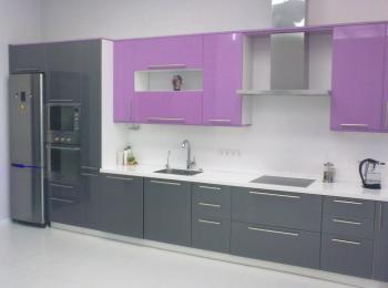Кухонные шкафы 007 Светлана-1