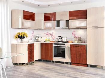 Кухонные шкафы 025