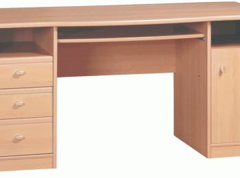 Большой письменный стол 025 коллекции ПОП
