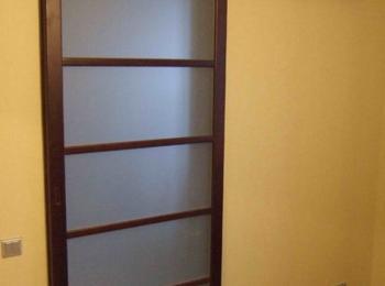 Раздвижные двери 002 в проем в комнату.