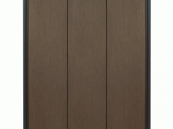 Распашной шкаф 083 коллекции Арека