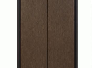 Распашной шкаф 085 на две створки коллекции Арека