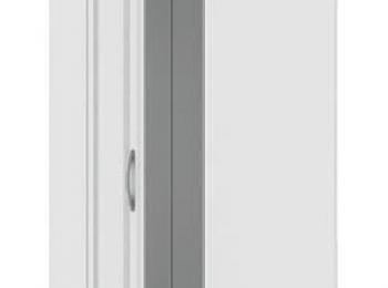 Распашной угловой шкаф 014 Мальвина-1