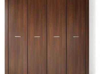 Шкаф четырехстворчатый 054 Палермо