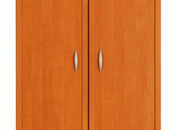 Двухстворчатый шкаф 108 коллекции Валерия.