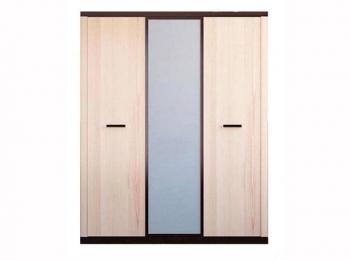 Распашной трехстворчатый шкаф 070 коллекции Кармен