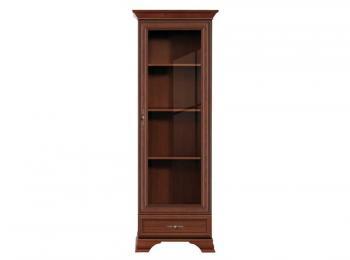 Шкаф с витриной 130 коллекции Кентаки.