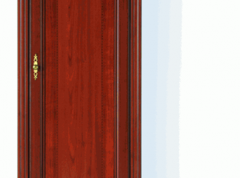 Увеличенный шкаф 135 коллекции Стилиус.