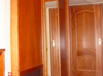 Шкаф купе 064 из дерева