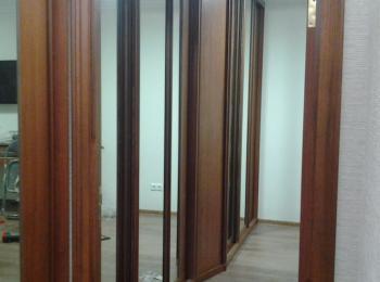 Огромный шкаф купе 070 на шесть створок