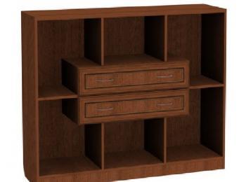 Стеллаж-шкаф для книг 011 Гарун