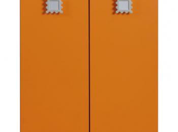 Тумба 080 двухдверная коллекции Чиз