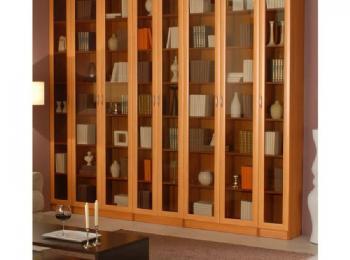 Книжный шкаф 004 Верона-1