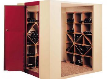Винный шкаф 001 комната для вина