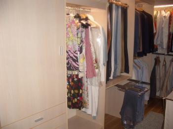 Большая гардеробная 06