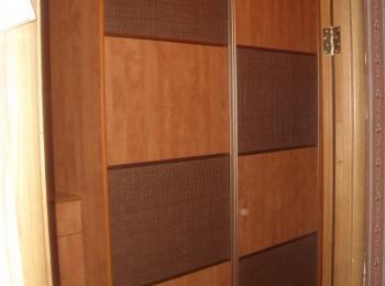 Большой шкаф купе 079