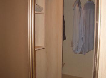 Большой встроенный шкаф 014