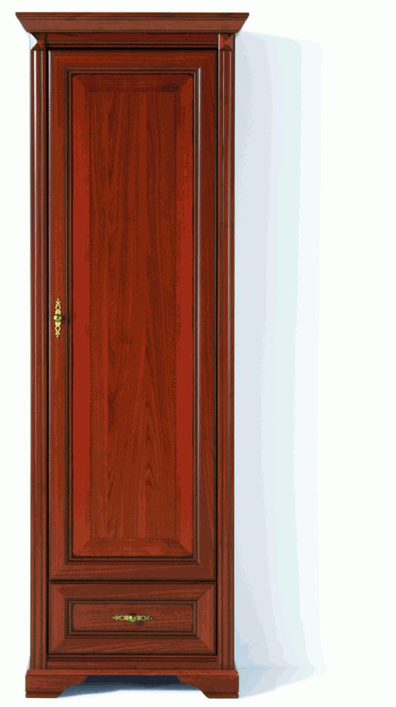 Классический распашной шкаф 134 коллекции Стилиус.