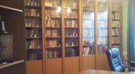 Книжный шкаф 013 на шесть отделений