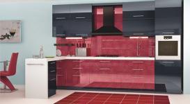 Кухонные шкафы 024 «Паула»